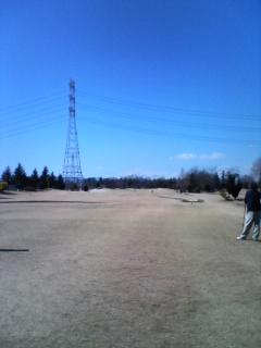 ゴルフやってきました