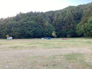 令和2年10月6日(火) ソロキャンプ#4@オートキャンパーズエリアならまた -群馬県-