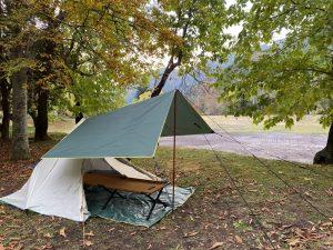 令和2年10月28日(水) ソロキャンプ#5@ちばむらオートキャンプリゾート -群馬県-