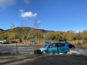 令和2年11月20日(金) ソロキャンプ#6@長瀞オートキャンプ場 -埼玉県-